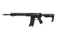 "WARFIGHTER 16"" 3-GUN 5.56 RIFLE W/WRS12-KM RAIL"