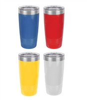 20 OZ COLORED CUPS FREE ENGRA