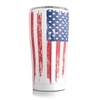 SIC 20oz AMERICAN FLAG STAINLESS STEEL CUP