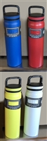 SIC 27oz Colored Thermos Dbl Wall Stainless steel
