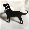 LABRADOR RETRIEVER NAPKIN RING