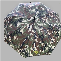 CAMO UMBRELLA CUSTOM PRINTED