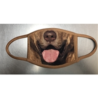 CHESAPEAKE BAY RETRIEVER FACE MASK