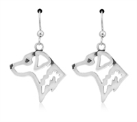 Chesapeake Bay Retriever earrings