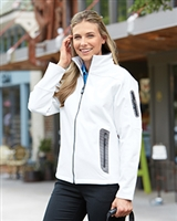 LADIES White Handlers heavy winter Jacket
