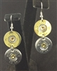 12 Gauge Winchester Double Dangle Gold-Silver