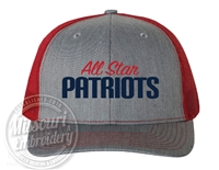 All Star Patriots Hat