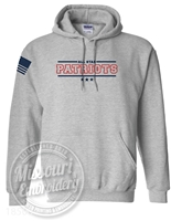 ALL STAR PATRIOT Flag Hoodie