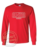 ALL STAR Patriot FOIL Unisex Long sleeve