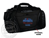 All Star Patriots Duffel