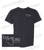 FARMORE BOXER T-SHIRT