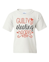 Guilty Valentine Shirt