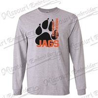 JAGS Long Sleeve T-shirt 2 Color