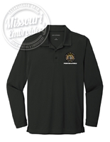 PROBATION & PAROLE UNISEX DRY FIT LONG SLEEVE POLO