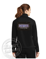 All Star Patriot LADIES Warm-UP BLING Jacket