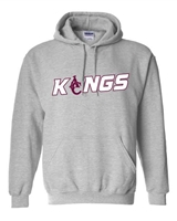 AC KINGS SPORTS GREY HOODIE