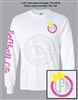 SOFTBALL LIFE WHITE LONG SLEEVE