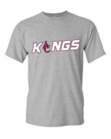 AC KINGS SPORTS GREY T-SHIRT