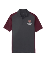 MSU KINESIOLOGY UNISEX COLORBLOCK POLO