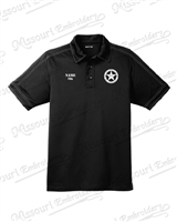 KOPS BLACK POLO