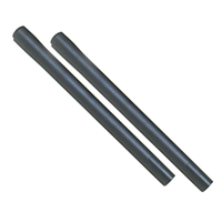 Two Piece Friction Fit Plastic Wand Set