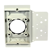 Mounting Plate for Designer Inlet Valves