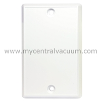 Blank Cover Plate - 2 Color Choices