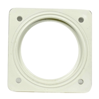 Flanged Adapter With Gasket