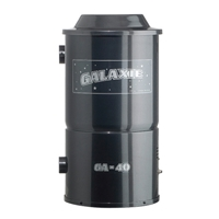 Galaxie GA-40 Central Vacuum System Power Unit