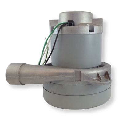 Replacement 3-Stage Motor for GA-100 by Ametek. The Ametek Lamb motor, 3-stage, 7.2 inch, 120 Volt.
