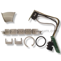 Four Wire Replacement Switch for Gas Pump and Pistol Grip Hoses, Plastiflex.