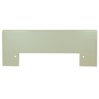VacPan Automatic Dustpan Trim Plate - 3 Color Choices