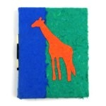 Mini Giraffe Notebook