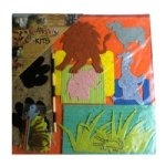 Zoo Animal Scrapbook Kit
