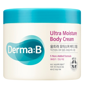 Derma:B Ultra Moisture Body Cream