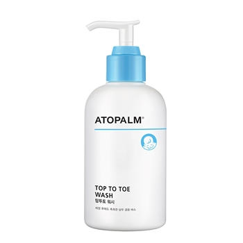 ATOPALM Top to Toe Body Wash