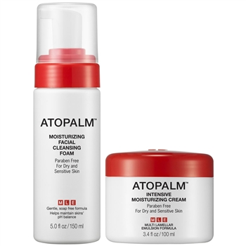 ATOPALM Cleanse and Moisturize Duo