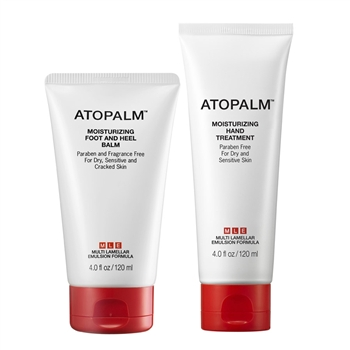 ATOPALM Hand and Foot Duo