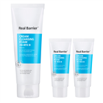 Real Barrier Cleansing Foam Travel Bundle