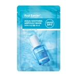 Real Barrier Aqua Soothing Ampoule Mask
