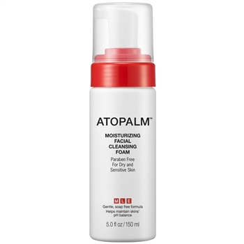 Moisturizing Facial Cleansing Foam