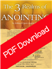 3 Realms of Anointing - Joshua Mills (Digital PDF Download)