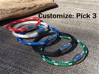 Customize Your 3 Dockside Colors
