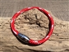 Dockside Red Nautical Bracelet