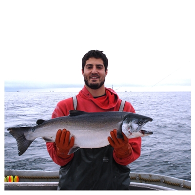 Chad from Alaskan Pride Seafoods