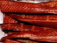 Smoked Salmon Candy from Alaskan Pride Seafoods