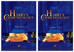 Harry's Cosmeticology, 8th Edition (2 Volume set)