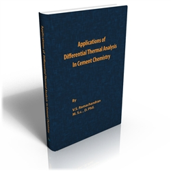 Application of Differential Thermal Analysis in Cement Chemistry