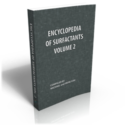 Encyclopedia of Surfactants, Volume 2