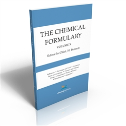 The Chemical Formulary, Vol 10